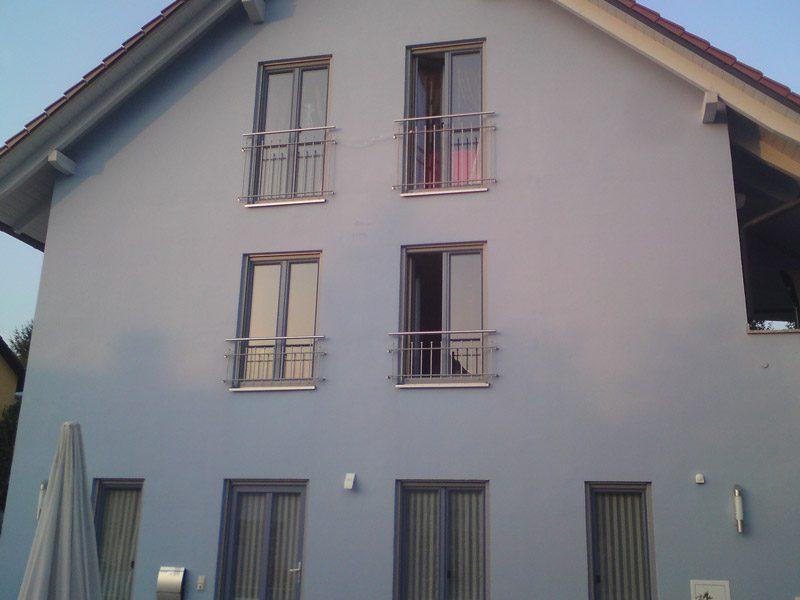 Haus-Fassade