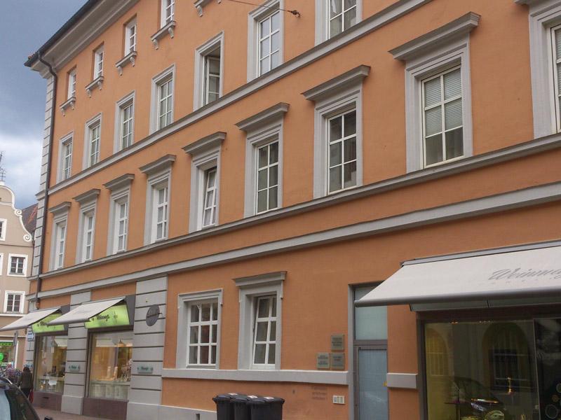 Wocheslander Malerbetrieb bei Landshut!