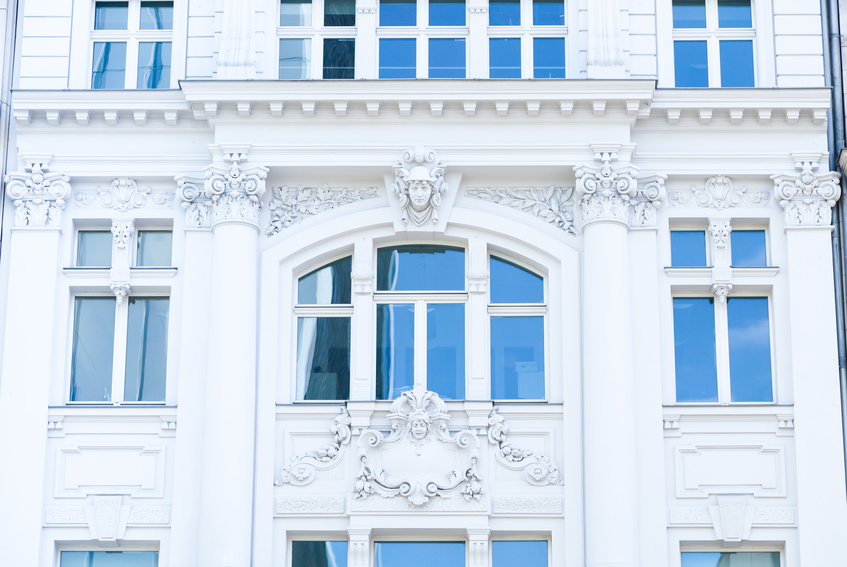 Fassadengestaltung in Landshut